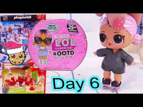 Xxx Mp4 Day 6 LOL Surprise Playmobil Schleich Animals Christmas Advent Calendar Cookie Swirl C 3gp Sex