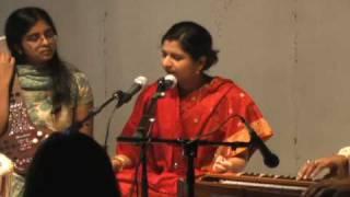 Mahek 2009 Performance by Archana: Drut Tarana