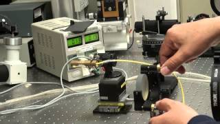 Building a Spectroscopy High Resolution Experiment