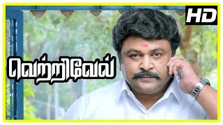 Vetrivel tamil movie | scenes | Prabhu decides to marry off Varsha to Rajesh | Nikhila