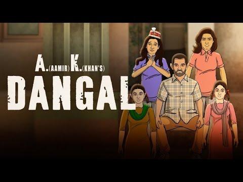 Dangal Full Movie Spoof | Aamir Khan | Fatima Sana Shaikh | Sanya Malhotra