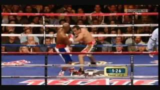 Floyd Mayweather vs. Juan Manuel Marquez pt.1/5