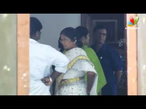 Actress Meena's father passes away | Vijayakumar, Radhika Sarathkumar | Funeral Video
