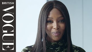 Work Out With Naomi Campbell | British Vogue