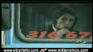 INFILTRADOS CARACOL TV CAPITULO 2  ACTRIZ LUCIANA MARTIN -WENDY