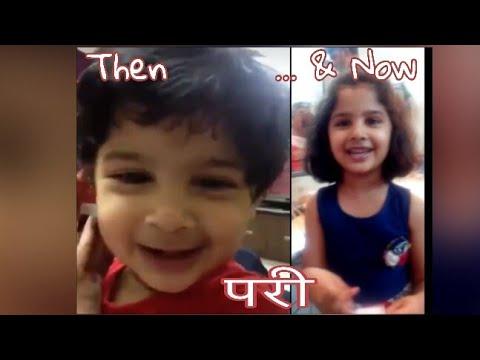 Xxx Mp4 PARI THEN Amp NOW Nakalat Sare Ghadle Sanvi Ratnalikar Subscribe For More Such Videos 3gp Sex