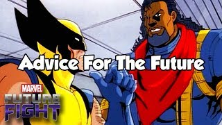Advice For The Future - Marvel Future Fight