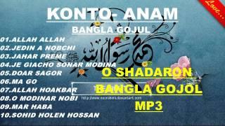 ANAMER TOP 10 GOJOL FULL ALBAM MP3  | শ্রেষ্ঠ নাতে রাসূলটি শুনুন  bangla islamic song  Bangla Gojol