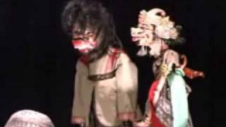 WAYANG GOLEK - CEPOT DAWALA DEBAT- 03/04