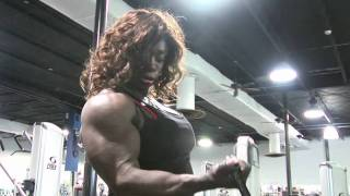 Dayana Cadeau 5 Days from Olympia 2010