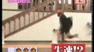 Crazy Treadmill Japanese Game.flv