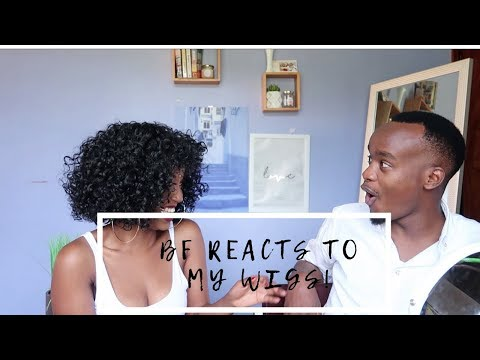 Xxx Mp4 BF REACTS TO MY WIGS FIRST TIME IN WIGS 3gp Sex