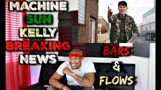 Machine Gun Kelly - Breaking News Official Video Reaction