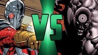 Deadshot VS Bullseye | SPEED BATTLE!