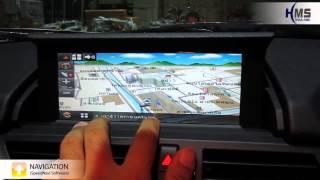 BMW Z4 Touch-screen Navigaiton(Thai/Eng) by HMS