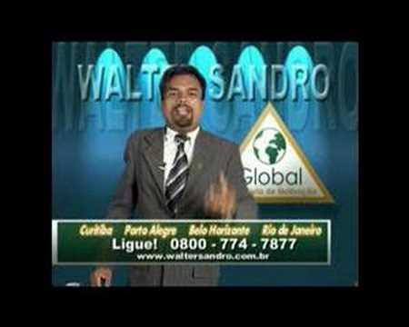 Rede TV Walter Sandro 12 de Maio P 1