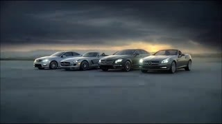Mercedes-Benz Past And Future '125 Years' Ad
