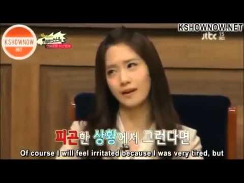 Funny Yoona Aegyo