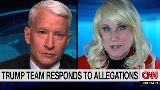 Kellyanne Conway VS Anderson Cooper - SONG PARODY
