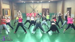 Jay Dance Fitness : Hey Mama @David Guetta Feat Nicki Minaj (choreography by Jérôme Lemesle)