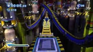 Sonic Generations playthrough [Part 1] [Classic Era]