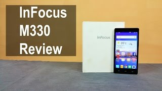 InFocus M330 Unboxing & Full Review: Performance, Camera test, Image & Video samples, Sound,