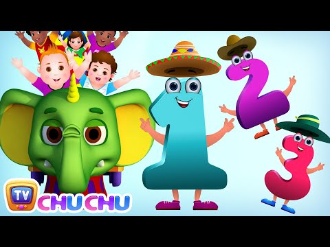 watch Numbers Song | Learn To Count from 1-20 at ChuChu TV Number Wonderland | Number Rhymes For Children