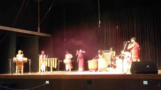 Folk Orchestra by Jagiroad College, Dept of Acting at Gauhati University