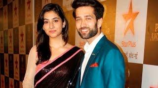 Nakuul Mehta & Disha Parmar | Star Parivaar Awards 2015