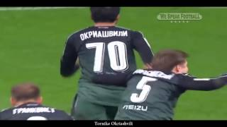 Best 100 Goals Of The Year 2016