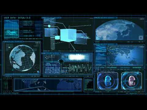 Technology Stock Footage Video