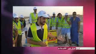 أنا الشاهد: تطورات صيانة الطريق بين روصو ونواكشوط