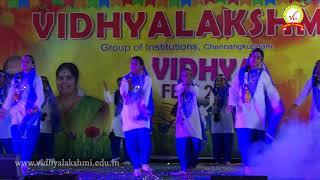 Bhangra dance By Grade VIII Girls