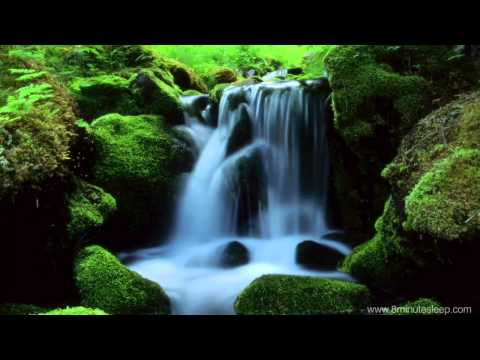 watch MOUNTAIN STREAM Nature Sounds (10 Hours) Relax, Meditate, Sleep