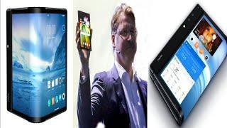 Dubai: Samsung Has Revealed Its First Foldable Smartphone
