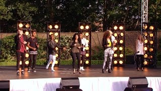 The X Factor UK 2015 S12E08 Bootcamp Day 1 Group 6 Challenge