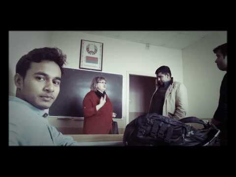 pakistani and bangladeshi students in belarus with a best teacher   funny teacher  
