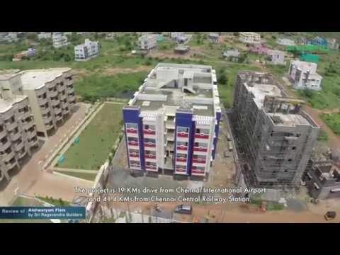 Aishwaryam Flats 2BHK Apartments at Urapakkam, Chennai - A Property Review by IndiaProperty.com