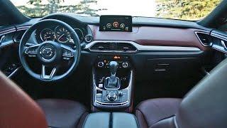 INTERIORS: 2016 Mazda CX-9