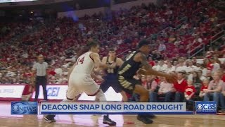 Wake Forest edges NC State 93-88