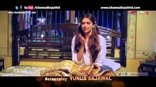 Chennai Express - Dialogue Promo 2 - SRK & Deepika