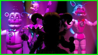 FNAF Sister Location TRAILER OFFICIAL - Reaction & Analysis Five Nights at Freddy's Sister Location
