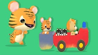 Baby Games To Play and Learn With Cute Little Animals | Fun Educational For Children