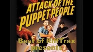 Best of RiffTrax Attack of the Puppet People