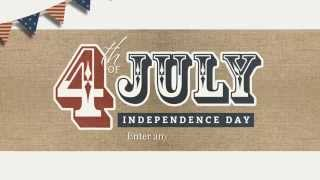 4th of July Creative Kit for ProShow