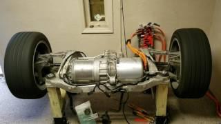 Tesla Motor Test Bench - QA/Sale Prep (Custom control package)