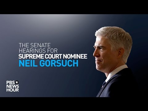 Xxx Mp4 WATCH LIVE Judge Neil Gorsuch Supreme Court Confirmation Hearings Day 4 3gp Sex