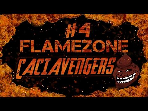 FLAMEZONE 4 TROLLING SUPREMO ROSIK PESANTE I CACIAVENGERS e TANTISSIME RISATE