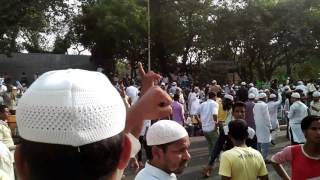 Kolkata's Muslim against RSS BJP mob lynching of innocent muslims...