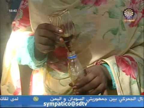 العطور السودانية - الدلكة والخُمرة